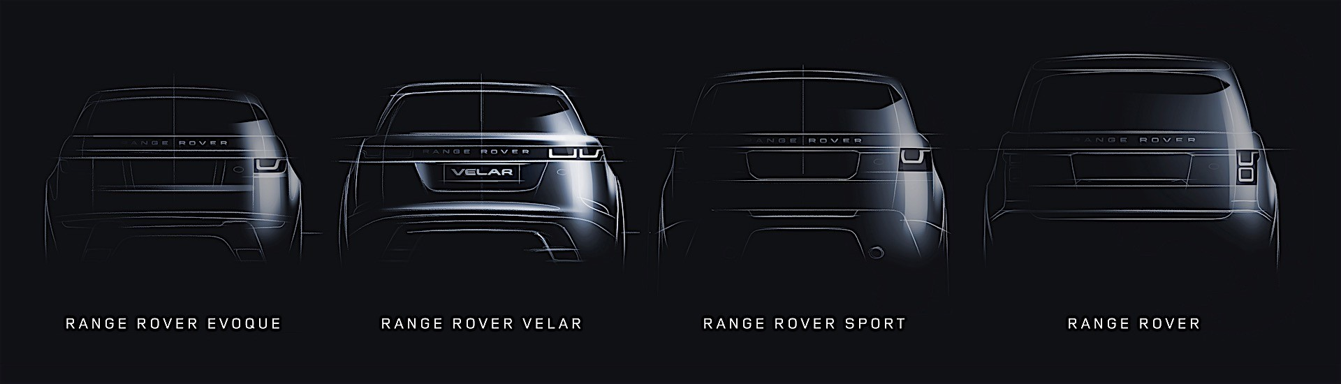 2018 land rover range rover interior. wonderful land 2018 range rover velar teaser throughout land rover range interior