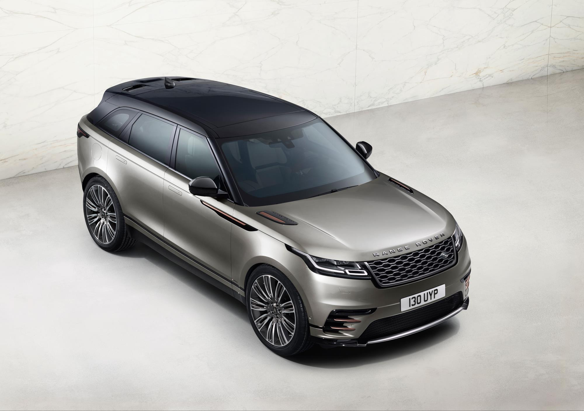 2018 range rover velar is a no holds barred luxury suv. Black Bedroom Furniture Sets. Home Design Ideas