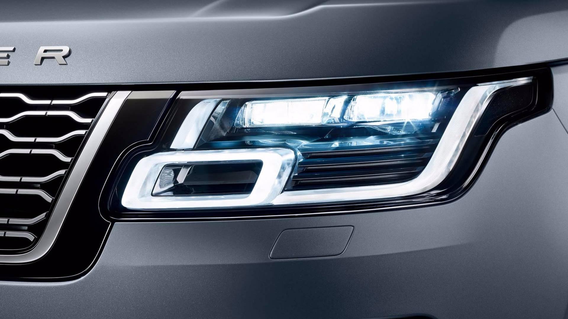 2018 Range Rover Facelift Officially Revealed P400e Phev