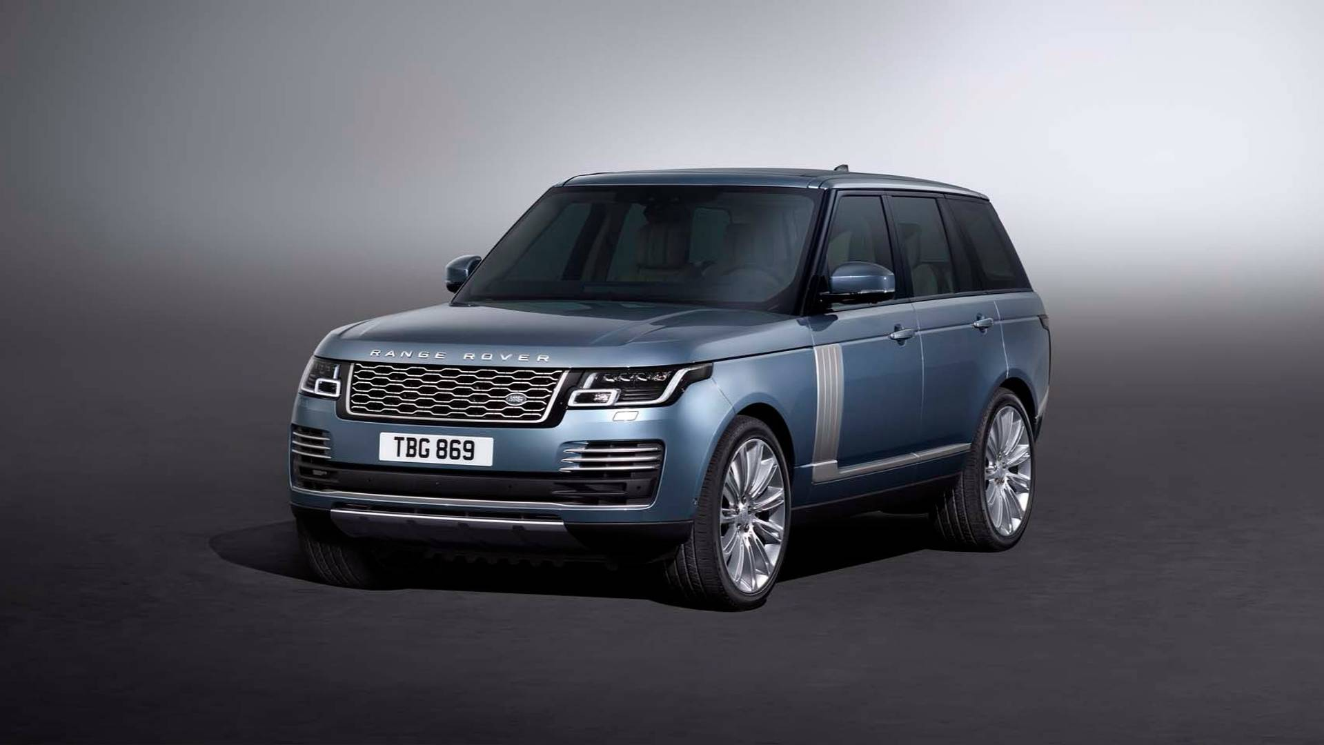 2018 range rover facelift officially revealed p400e phev added to the lineup autoevolution. Black Bedroom Furniture Sets. Home Design Ideas