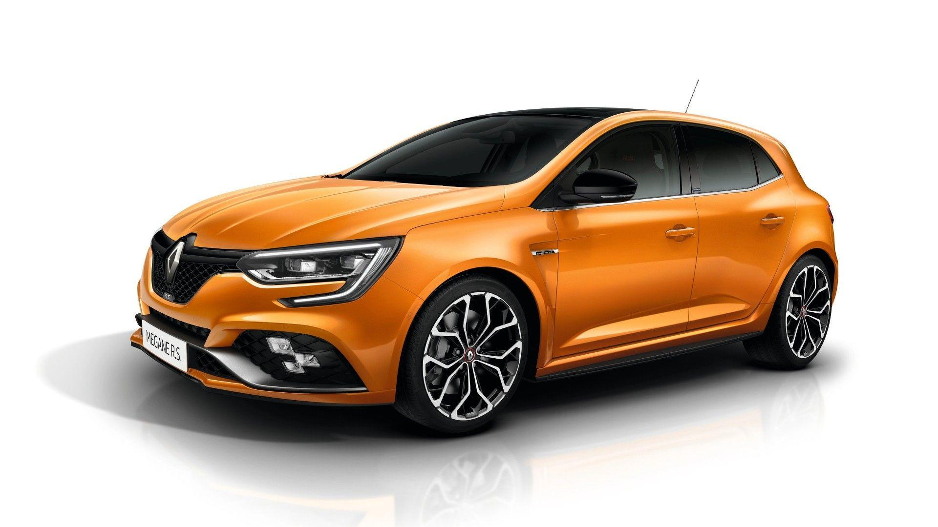 2018 renault megane rs is the best hot hatchback at iaa. Black Bedroom Furniture Sets. Home Design Ideas