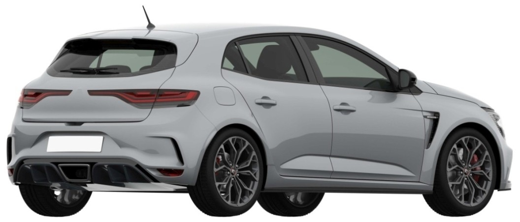 2018 renault megane gt. interesting megane 2018 renault megane rs leaked gt getting facelift for renault megane gt autoevolution