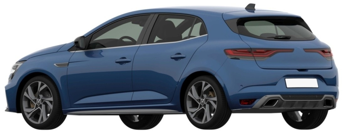 2018 renault megane rs leaked megane gt getting facelift. Black Bedroom Furniture Sets. Home Design Ideas
