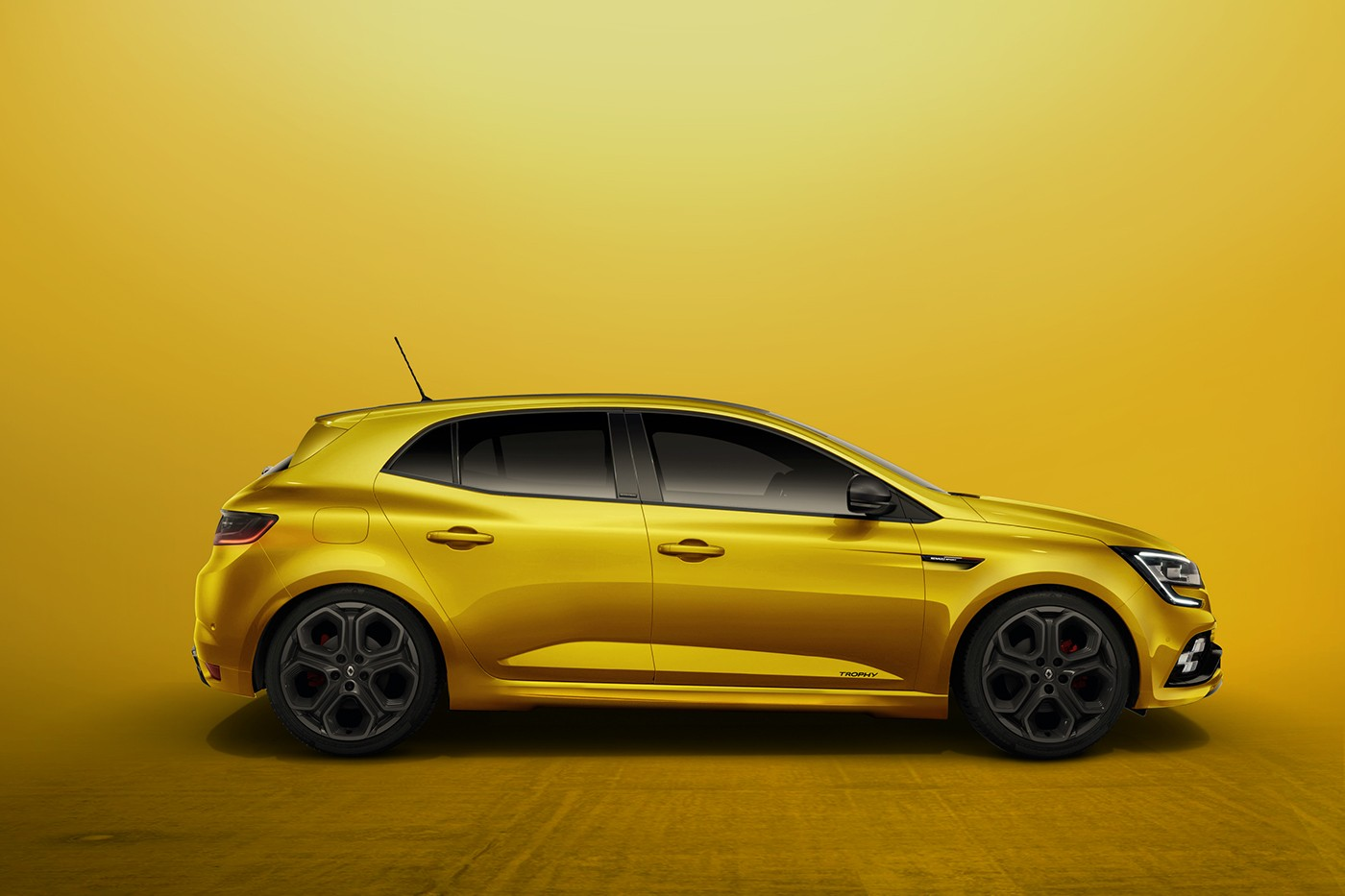 2018 renault megane rs masterfully rendered production. Black Bedroom Furniture Sets. Home Design Ideas