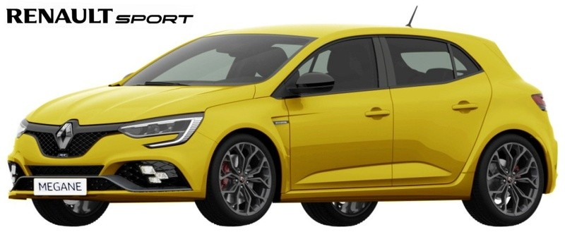 2018 renault megane rs to be unveiled at monaco grand prix autoevolution. Black Bedroom Furniture Sets. Home Design Ideas