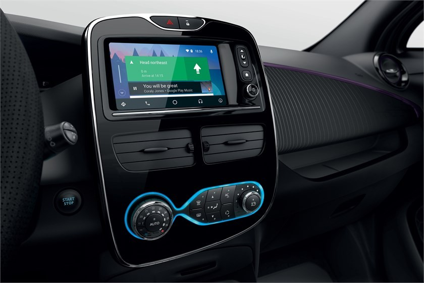 ... Renault Zoe gets new electric engine ...