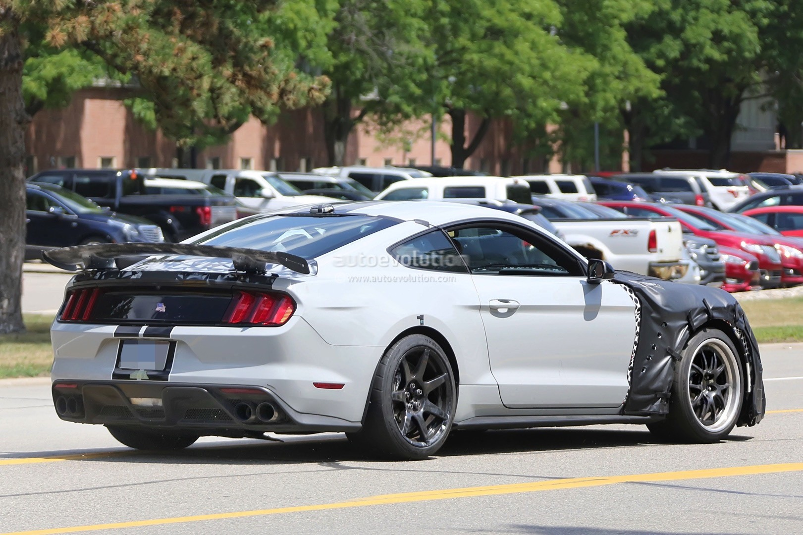 2019 Gt 500 >> 2018 Shelby GT350 Confirmed, 2019 Shelby GT500 Incoming - autoevolution