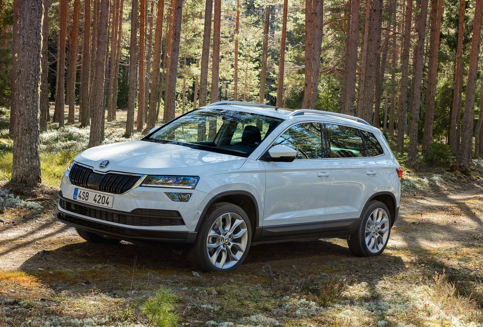 skoda considering karoq rs with 300 hp autoevolution. Black Bedroom Furniture Sets. Home Design Ideas