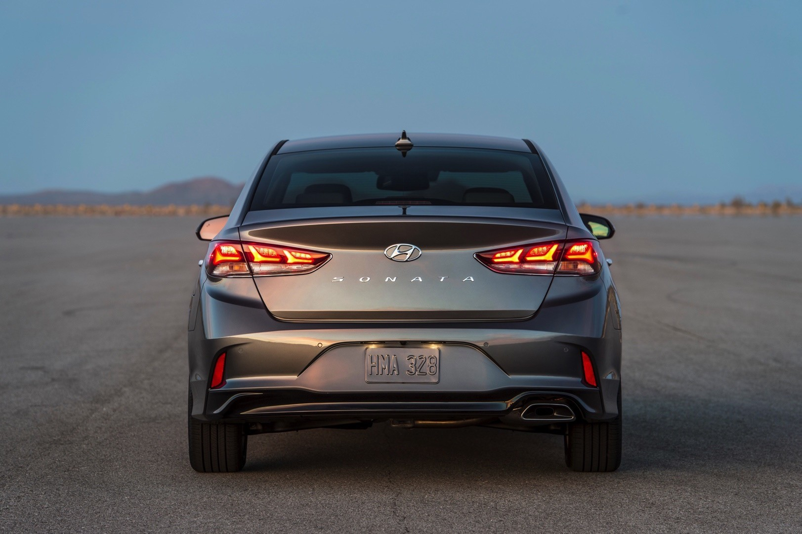 2018 Hyundai Sonata Debuts With Refreshed Styling, New