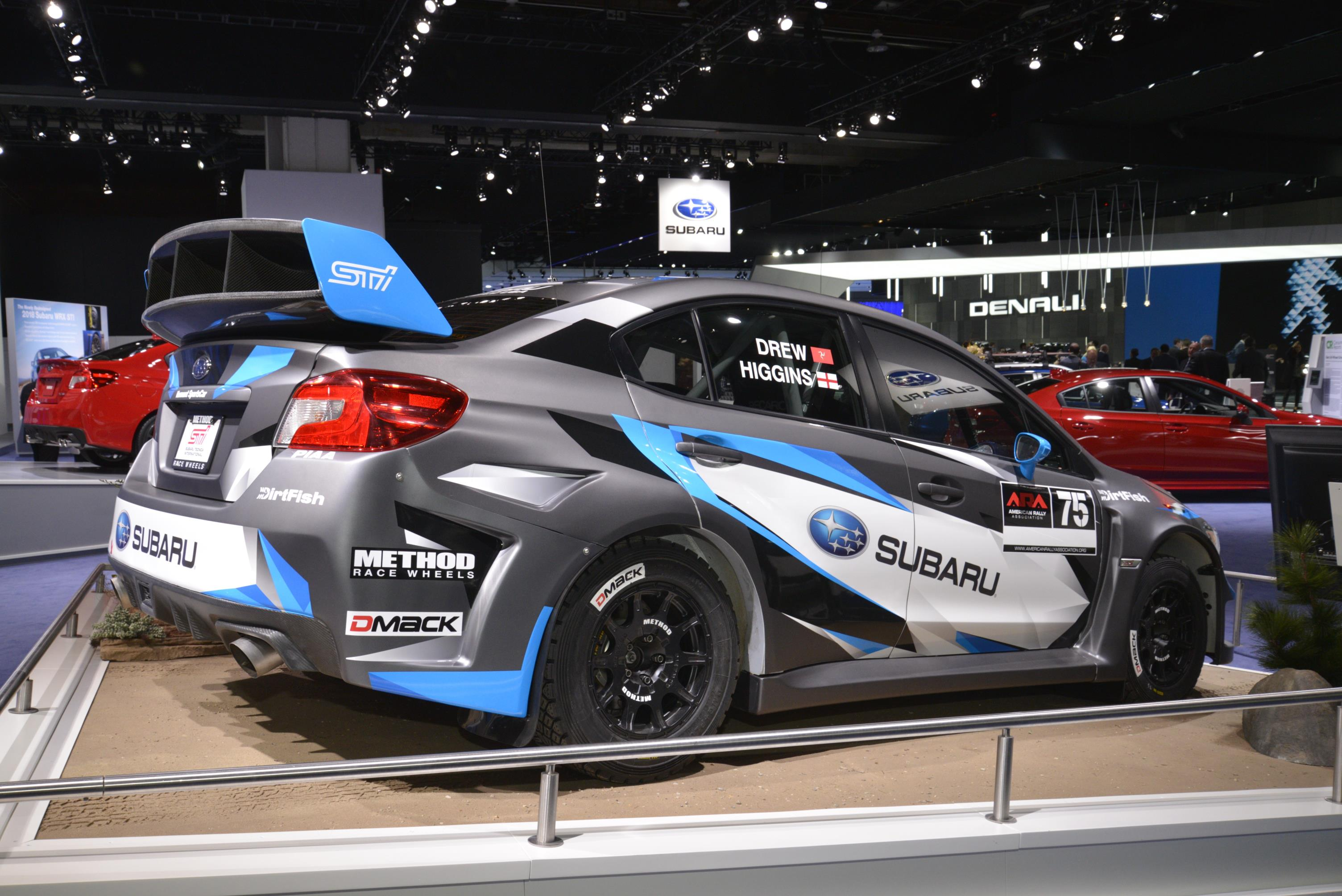 2018 subaru rally car. delighful rally owning a hot subaru is all about waking up at 3am because it snowed with  each model year they get little better but not in the same way porsche does for 2018 subaru rally car autoevolution