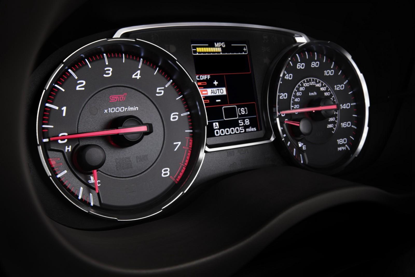 2018 Subaru Impreza Wrx Sti Rendered As A Hatchback