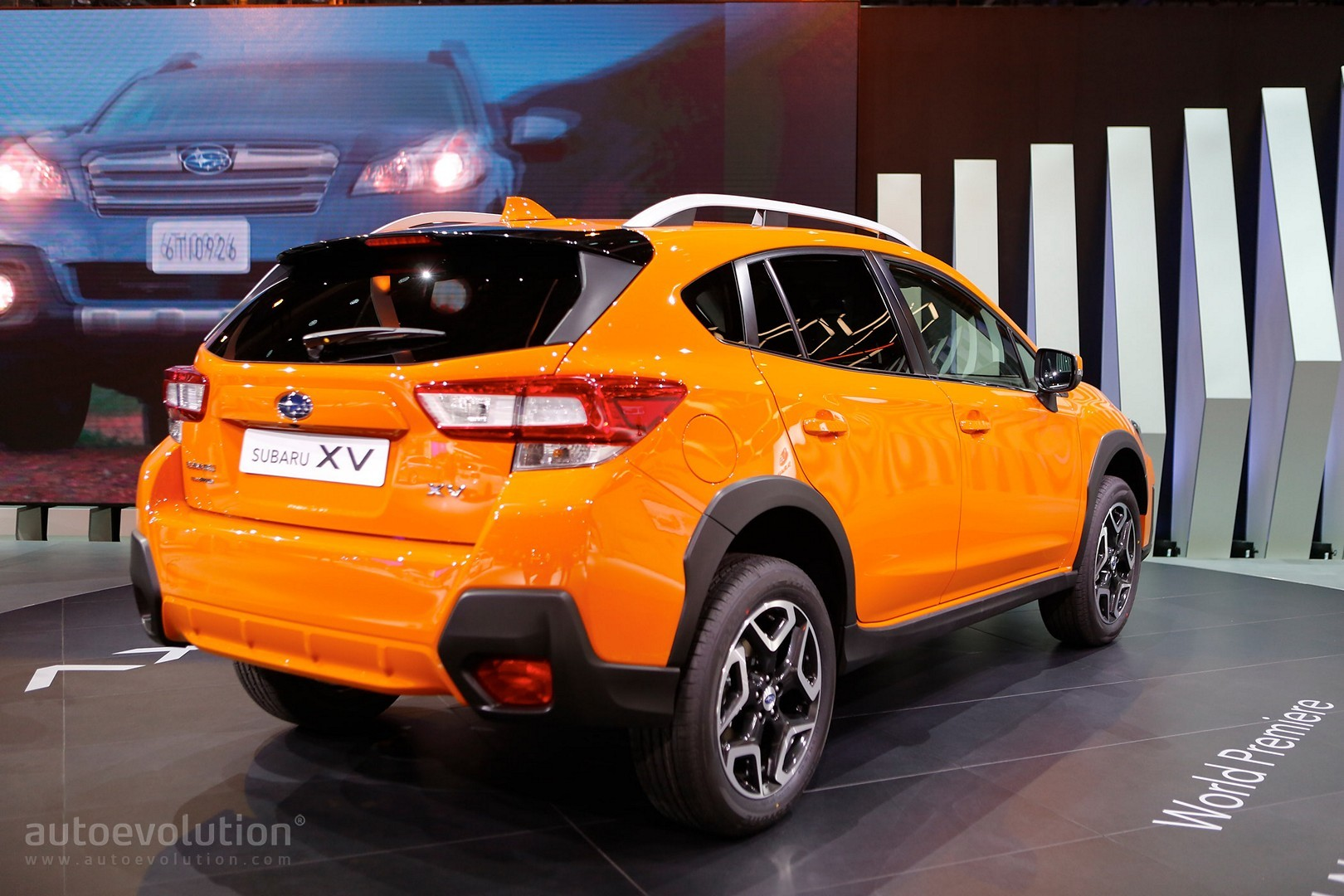 ... 2018 Subaru XV Debuts in Geneva as Impreza's Rugged Brother ...