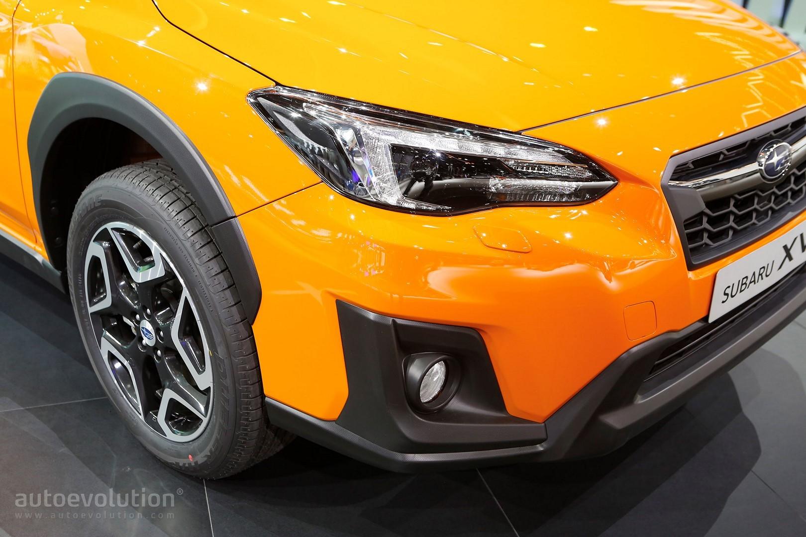 2018 Subaru XV Debuts in Geneva as Impreza's Rugged Brother
