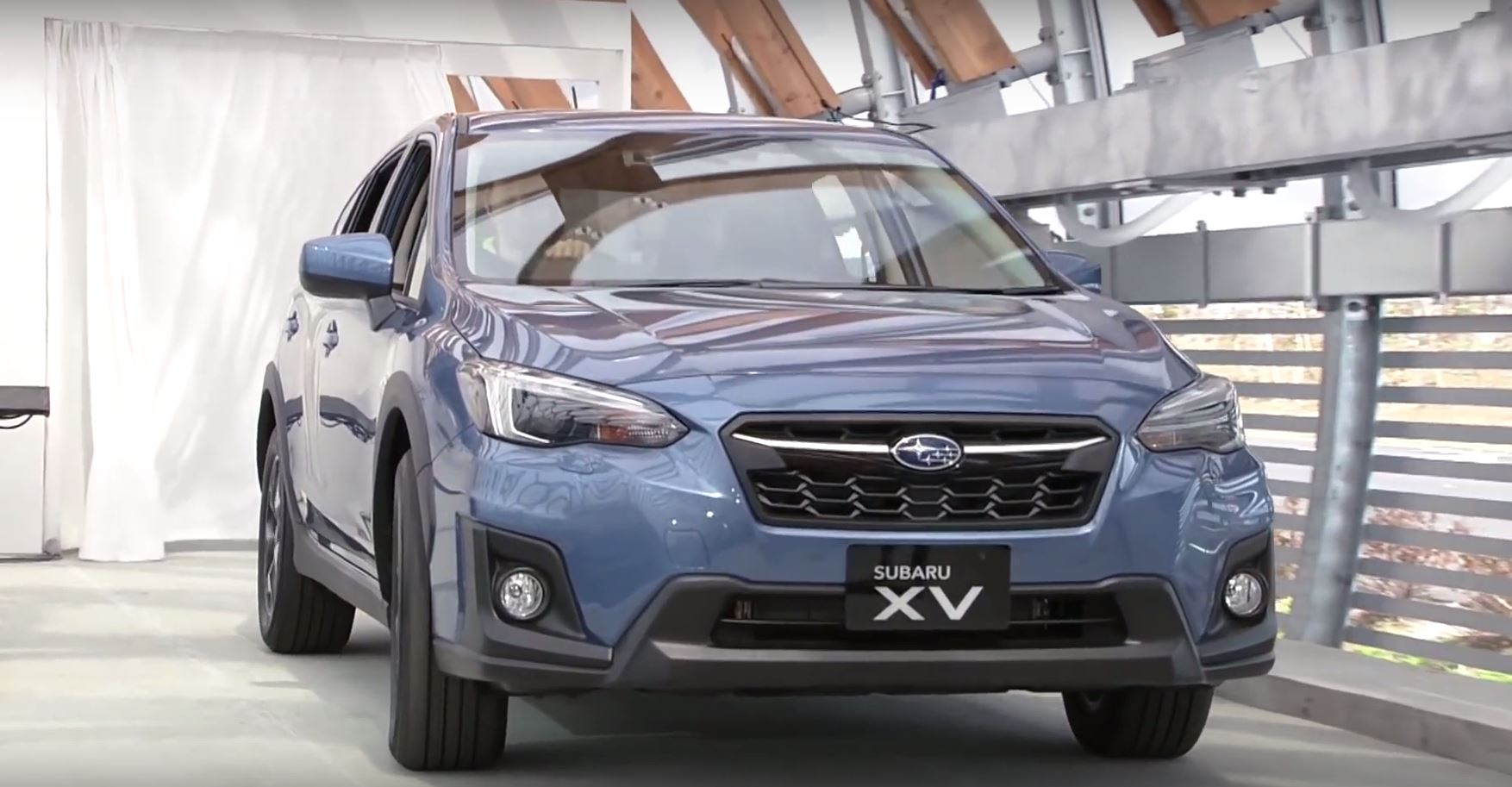 2018 subaru xv launched in japan with 1 6 liter 115 hp engine autoevolution. Black Bedroom Furniture Sets. Home Design Ideas