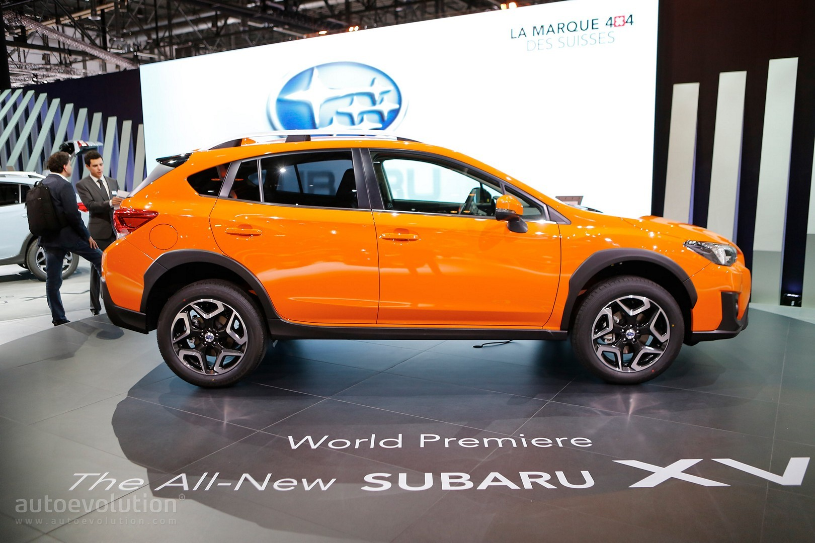 2018 subaru 7 seater.  2018 2018 subaru xv debuts in geneva as imprezau0027s rugged brother throughout subaru 7 seater