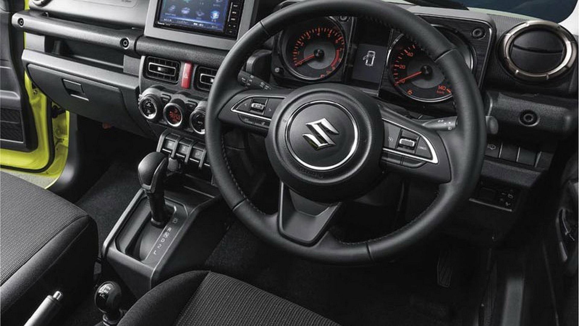 2018 Suzuki Jimny Convertible Masterfully Rendered - autoevolution