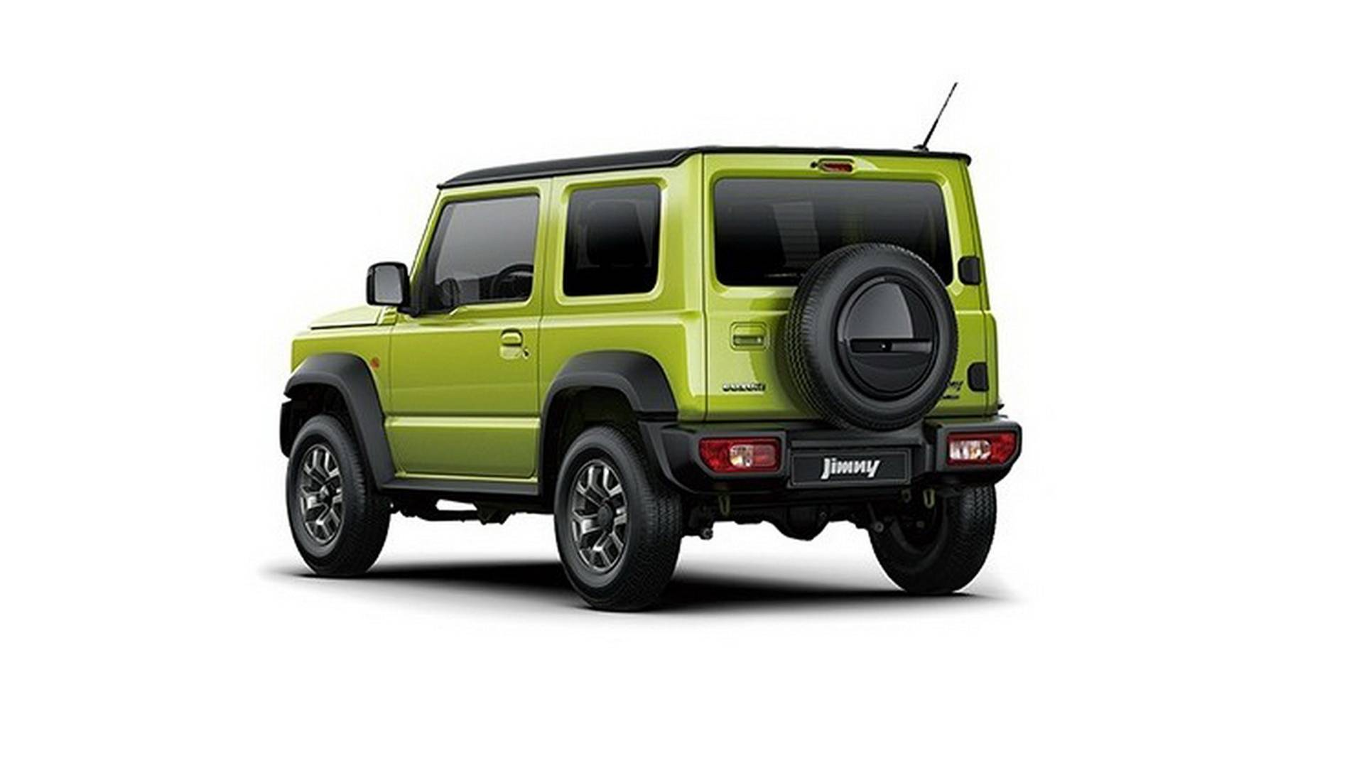 Maruti Suzuki Jimny Interior >> 2018 Suzuki Jimny Convertible Masterfully Rendered - autoevolution