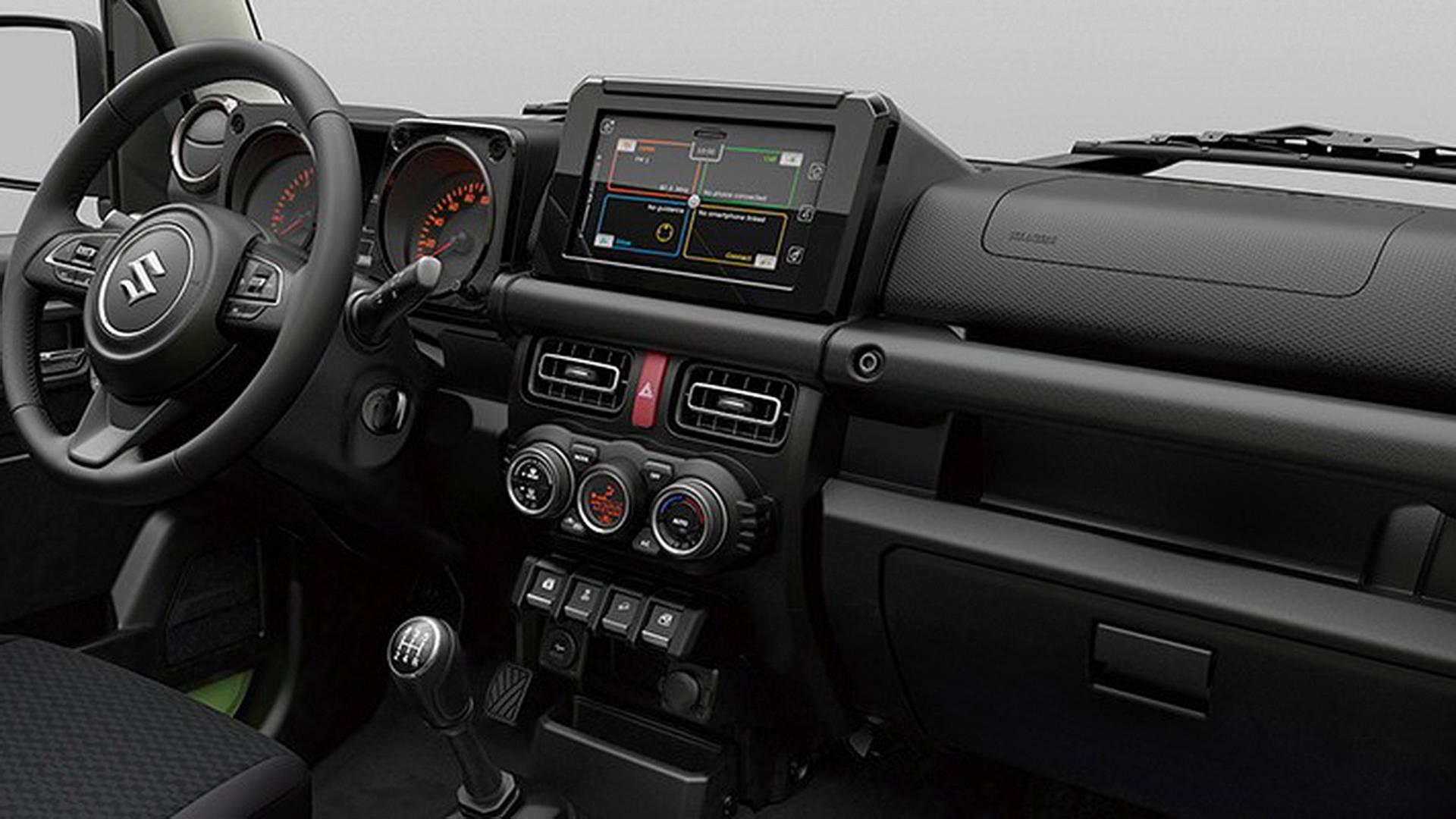 Suzuki Jimny Convertible New