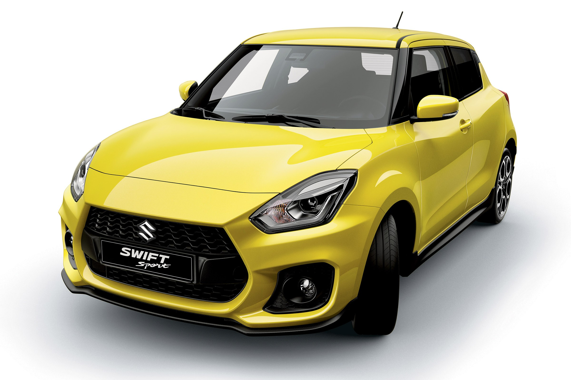 2018 Suzuki Swift Sport Previewed Ahead Of Frankfurt Motor