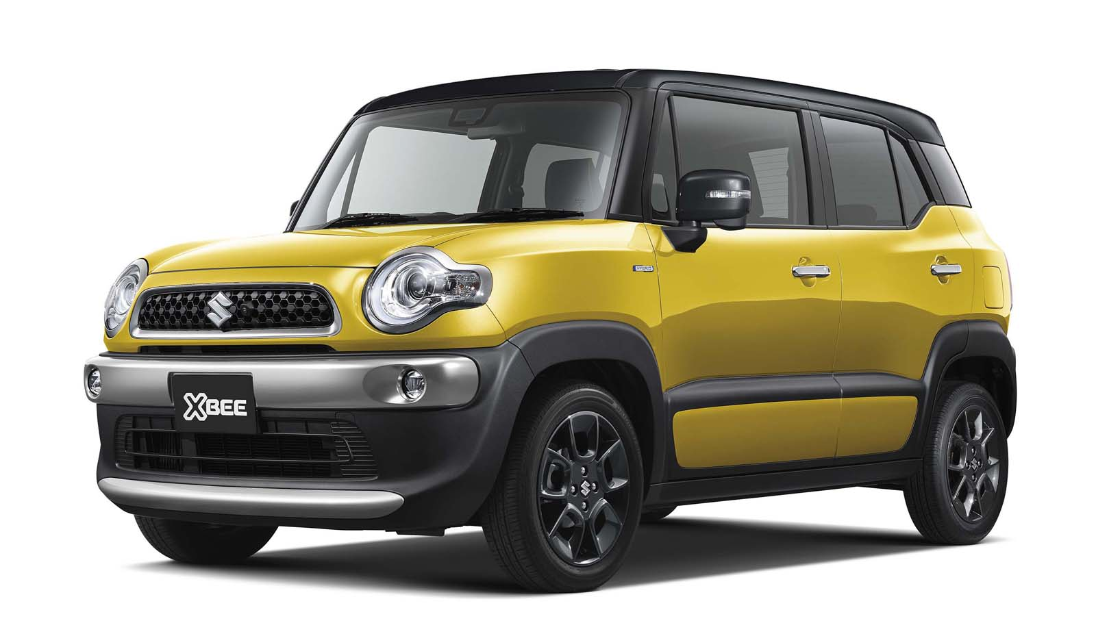 2018 suzuki xbee is a hustler ignis mashup with mild. Black Bedroom Furniture Sets. Home Design Ideas