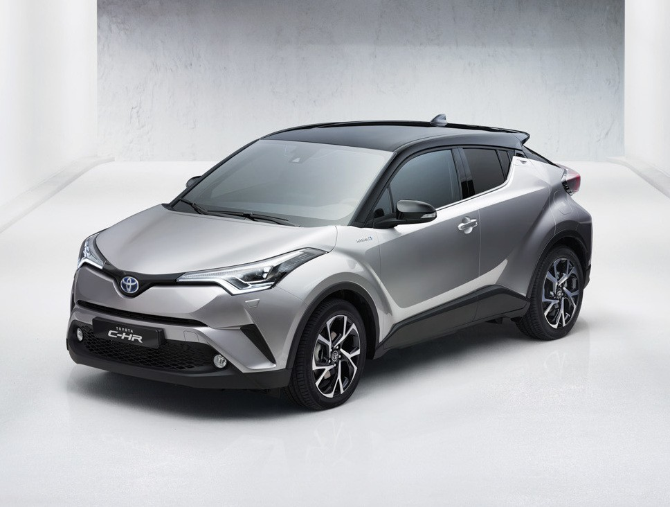 2015 Scion Tc 0 60 >> 2018 Toyota C-HR to Set Foot on American Soil Next Spring ...