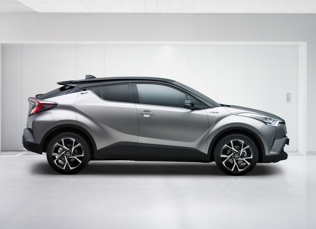 2018 Toyota C-HR to Set Foot on American Soil Next Spring ...