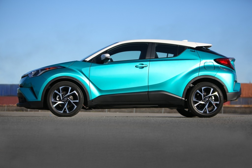 2018 Toyota C-HR Arrives At U.S. Dealers In April, Priced ...