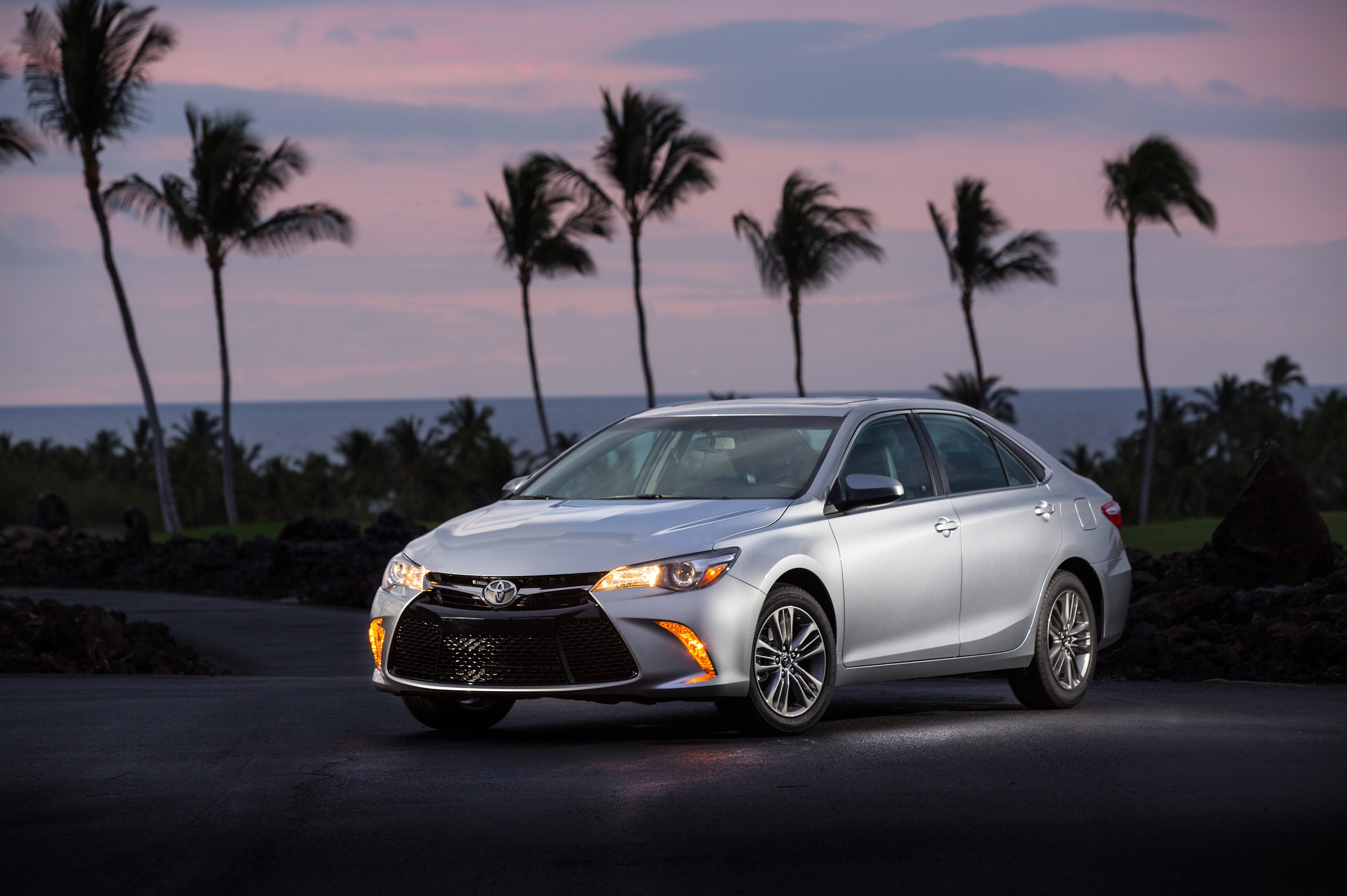 2018 Toyota Camry Design Partially Revealed By Next Gen Nascar Camry
