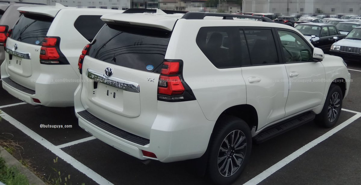 2018 Toyota Land Cruiser Prado Spotted Uncamouflaged In Japan, Debut Imminent - autoevolution