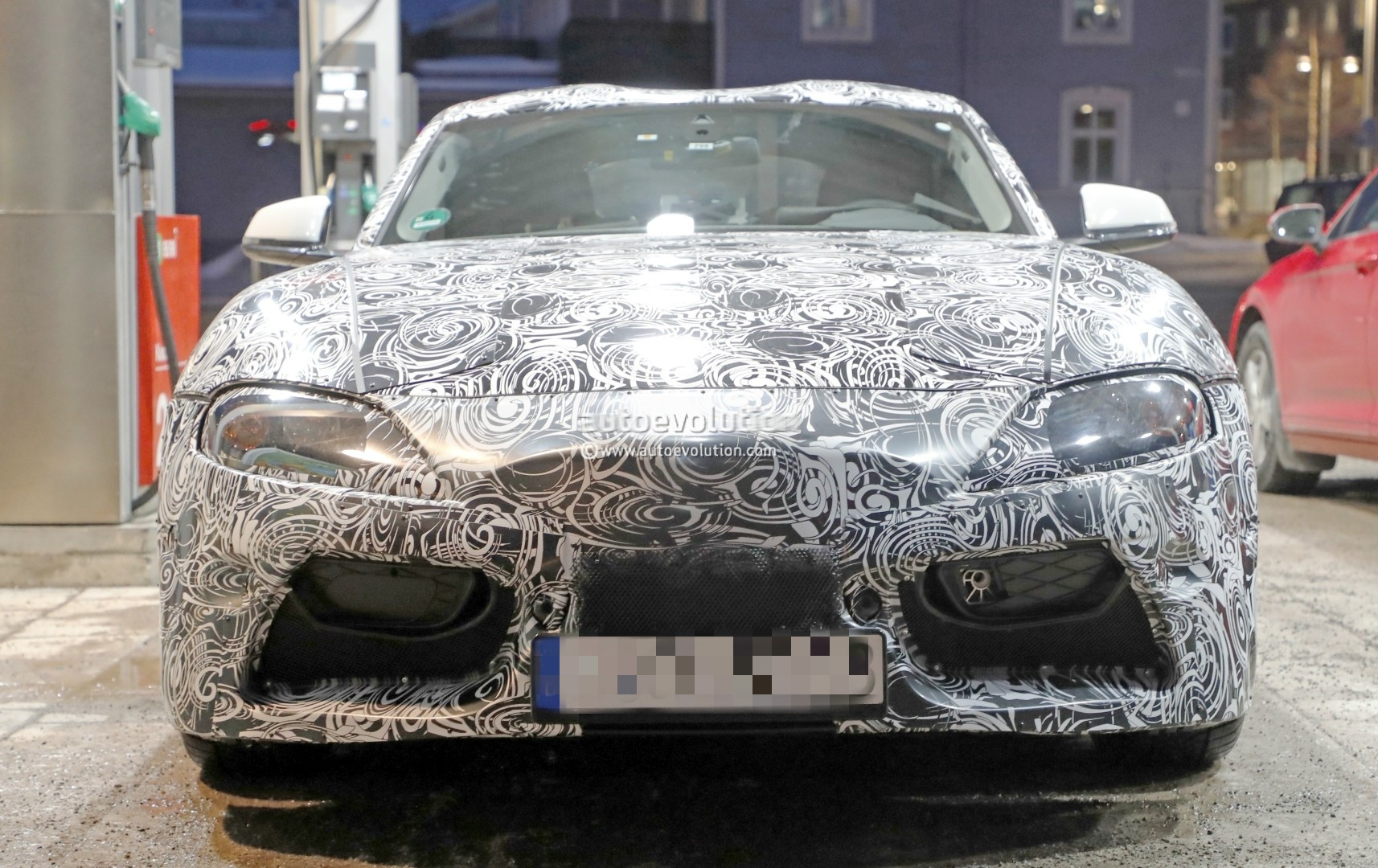 2018 Toyota Supra J29 Getting Zf 8hp Automatic B48 And