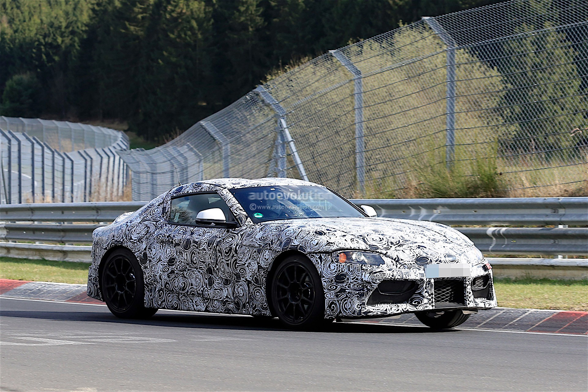 2018 Toyota Supra J29 Getting Zf 8hp Automatic B48 And B58 Bmw Turbo Engines Autoevolution