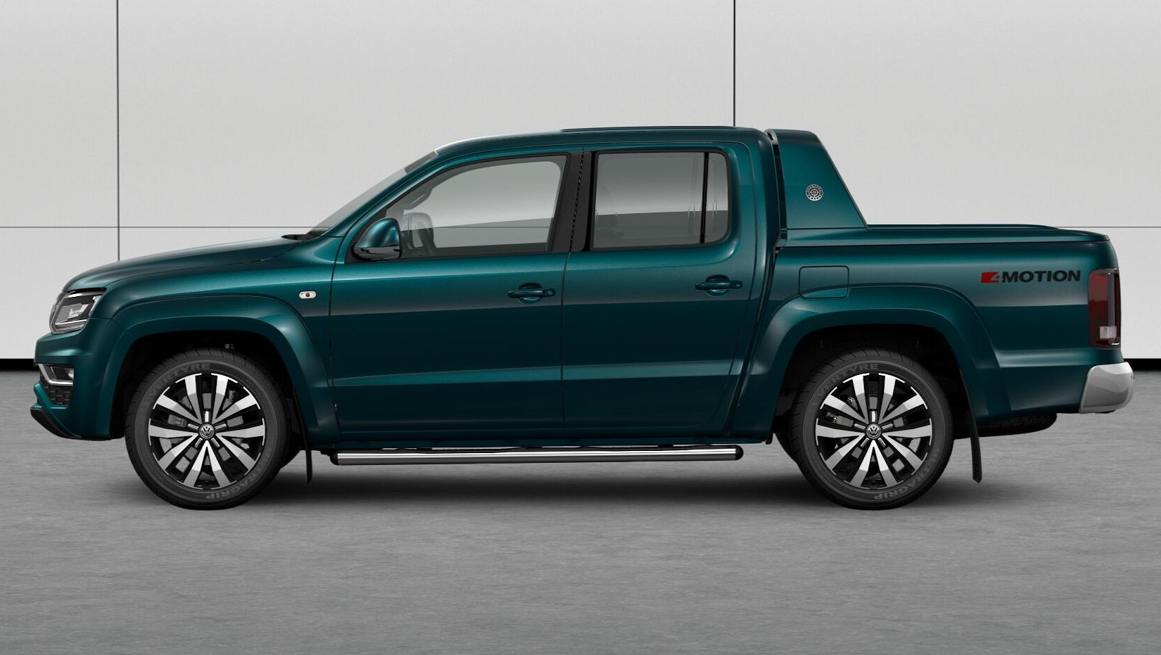 2018 Volkswagen Amarok Gets More Powerful 3.0 V6 TDI Engine - autoevolution