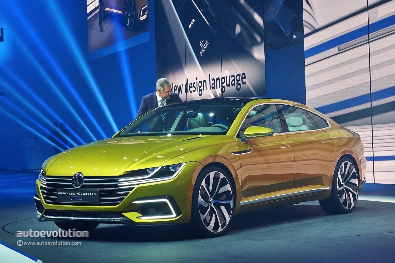 2018 volkswagen arteon slated to premiere at 2017 geneva motor show autoevolution. Black Bedroom Furniture Sets. Home Design Ideas