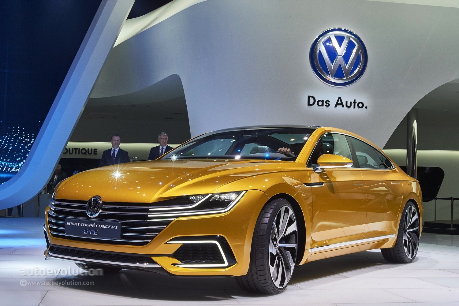 2018 volkswagen arteon slated to premiere at 2017 geneva motor show autoevolution. Black Bedroom Furniture Sets. Home Design Ideas