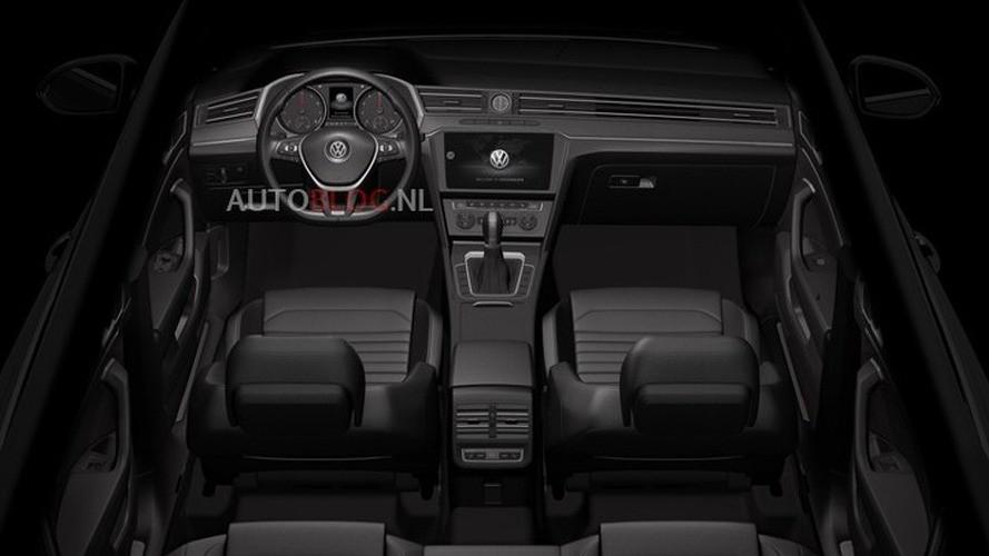2018 Volkswagen Arteon Slated to Premiere at 2017 Geneva ...
