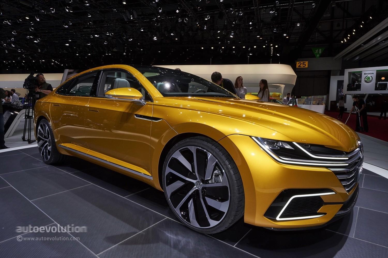 2018 Volkswagen Arteon Slated To Premiere At 2017 Geneva