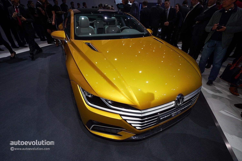 2018 Volkswagen Arteon Slated to Premiere at 2017 Geneva Motor Show ...
