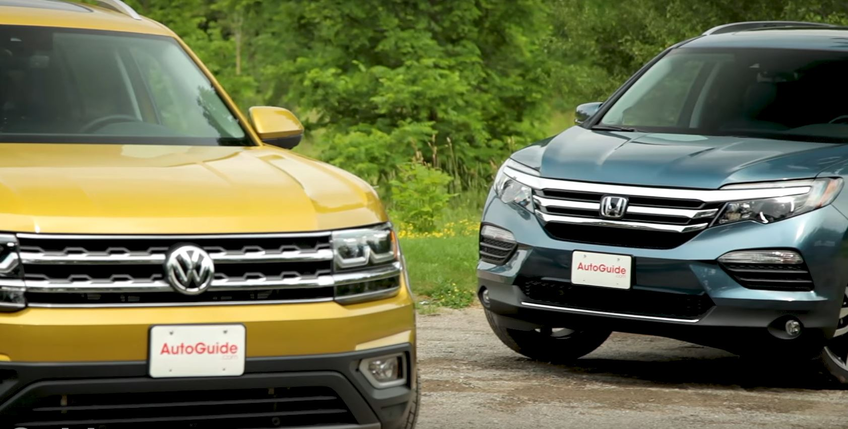 2018 volkswagen atlas vs honda pilot review doesn 39 t fit