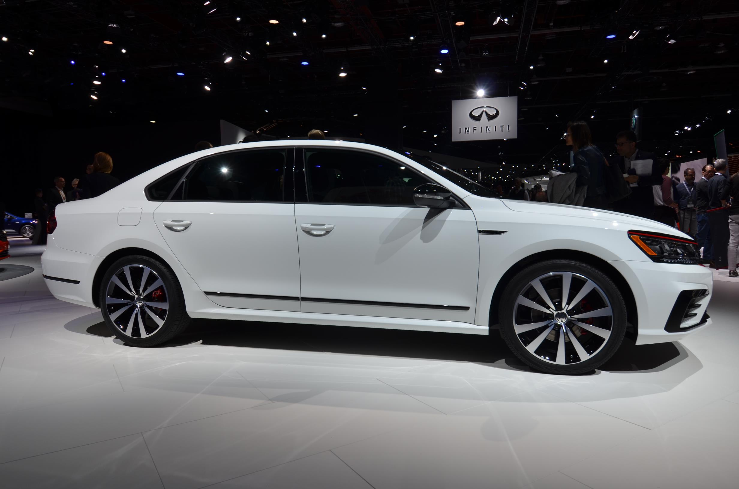 2018 Volkswagen Passat Gt Is A Sweet Swan Song In Detroit HD Wallpapers Download free images and photos [musssic.tk]