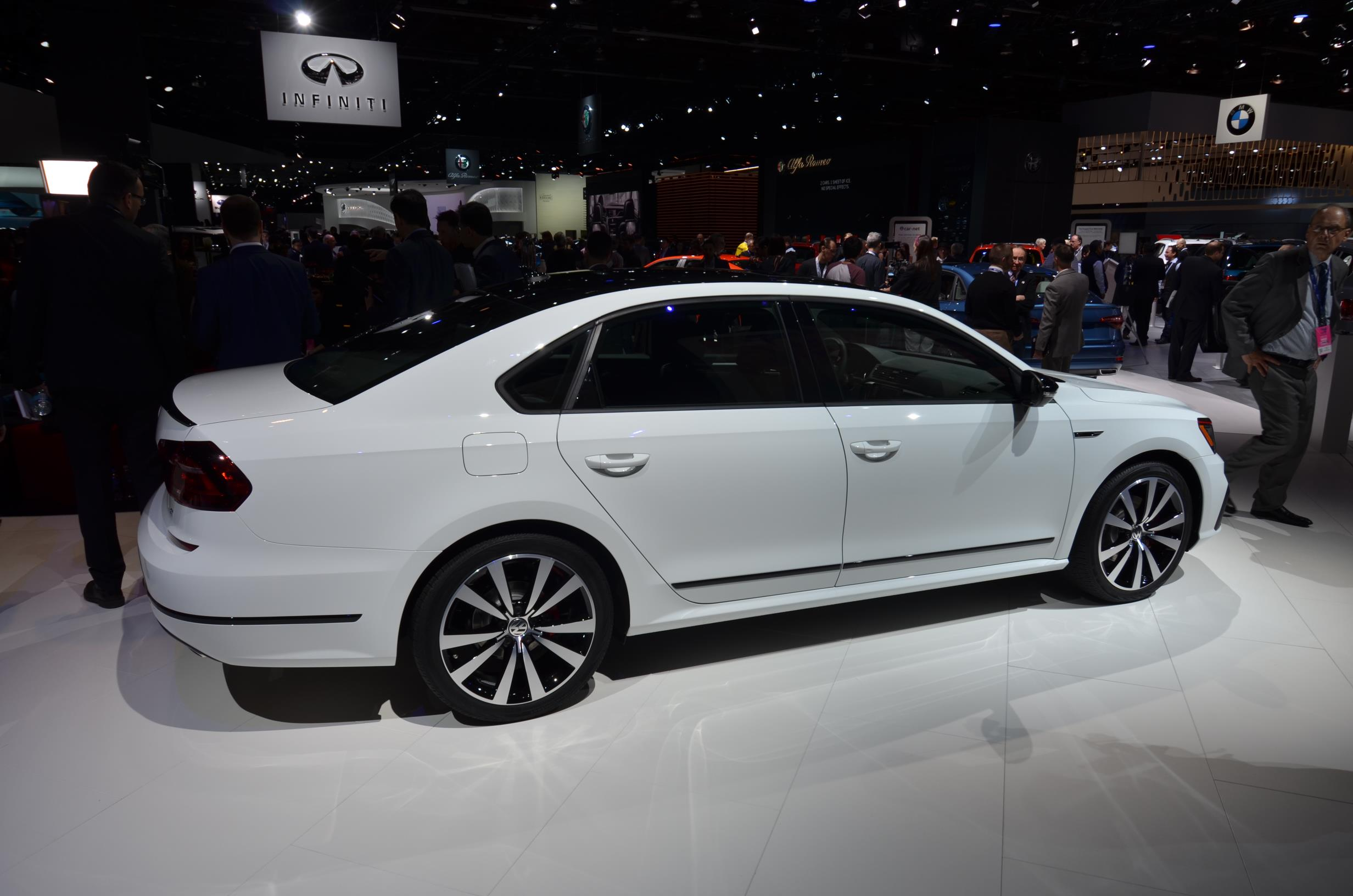 2018 Volkswagen Passat GT Is a Sweet Swan Song in Detroit ...