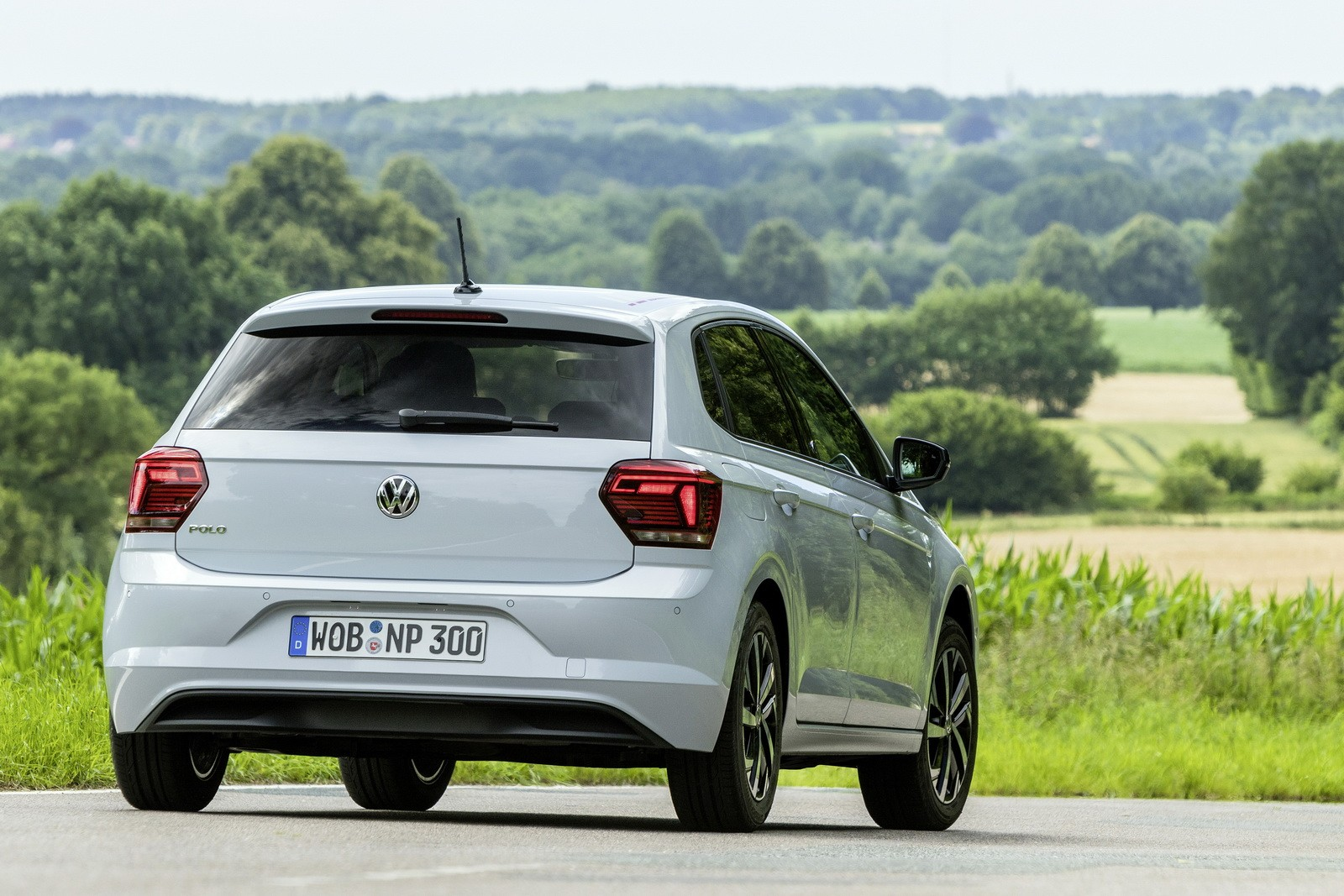 2018 Volkswagen Polo Beats Detailed In New Photos And