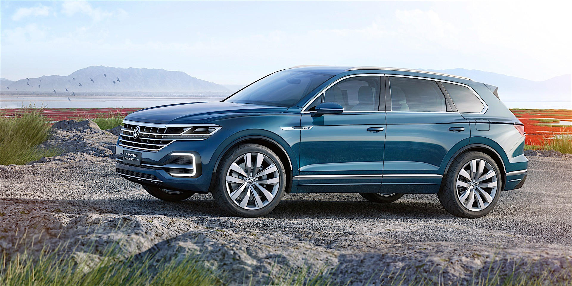 2018 Touareg | 2017 - 2018 Best Cars Reviews