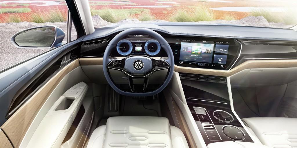 2018 Volkswagen Touareg Will Get 3 6 Liter Vr6 Engine
