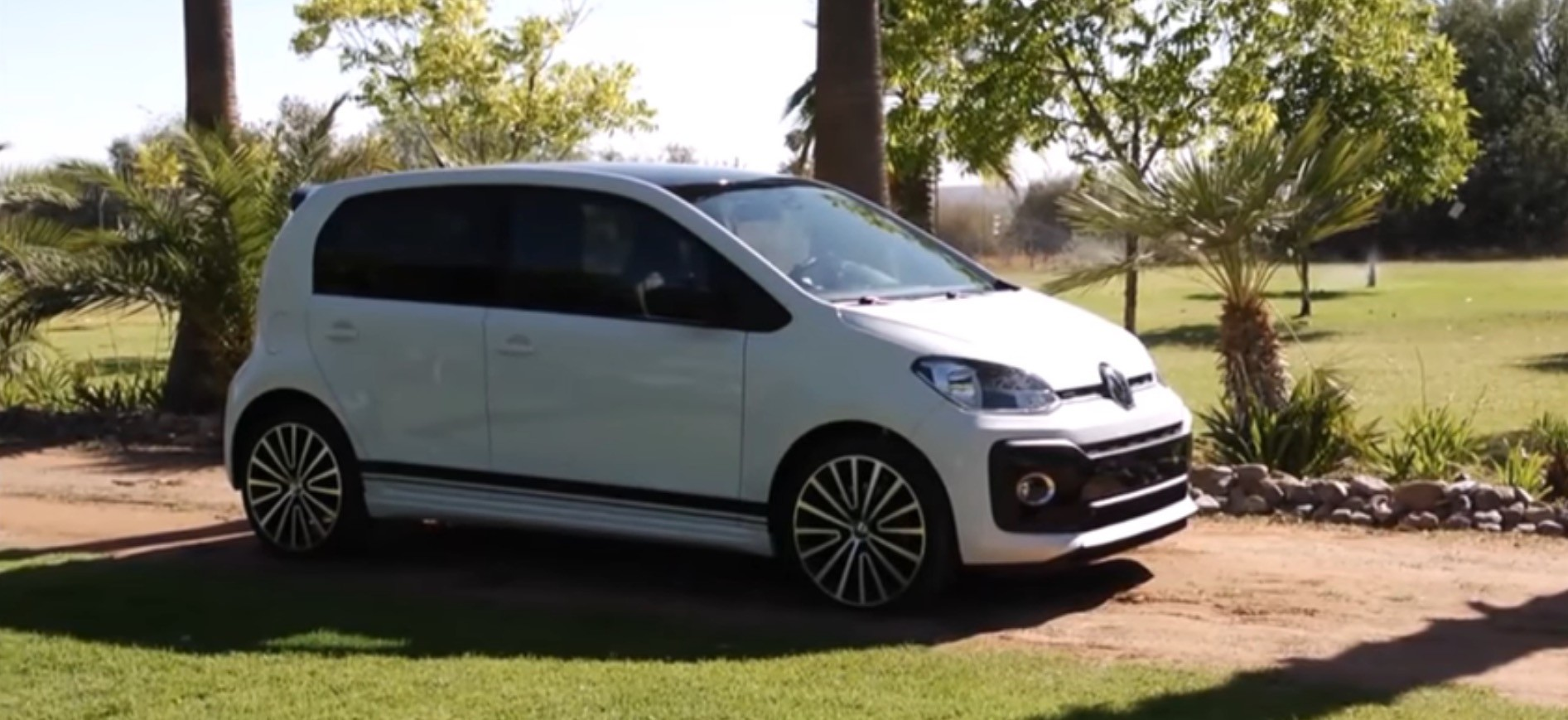 2018 Volkswagen Up! GTI Confirmed For Launch, We Have The Specs ...
