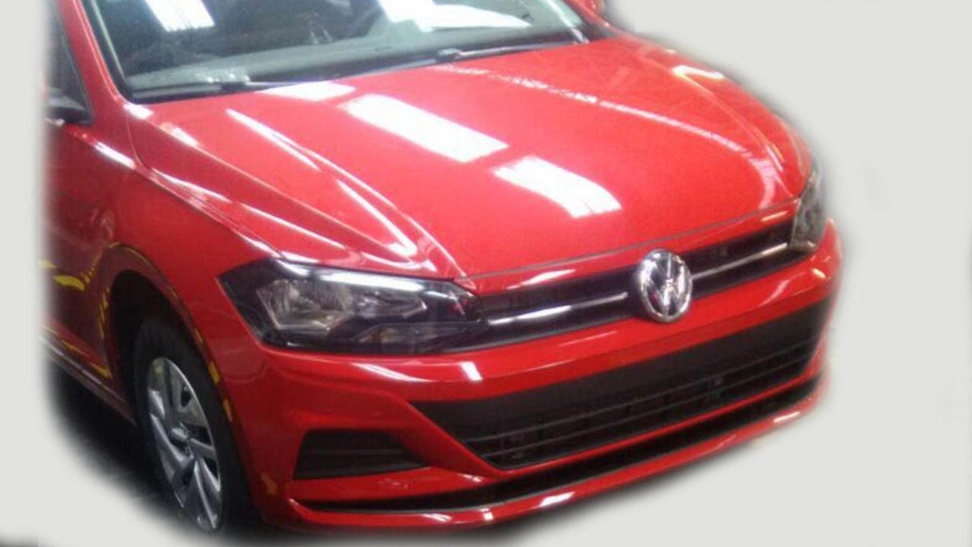 2018 volkswagen sedan. Simple Sedan Ahead Of Its Debut Later This Year The 2018 Virtus Has Been Photographed  Completely Undisguised By Motor1 Brazil As Youu0027d Expect From Volkswagen  On Volkswagen Sedan