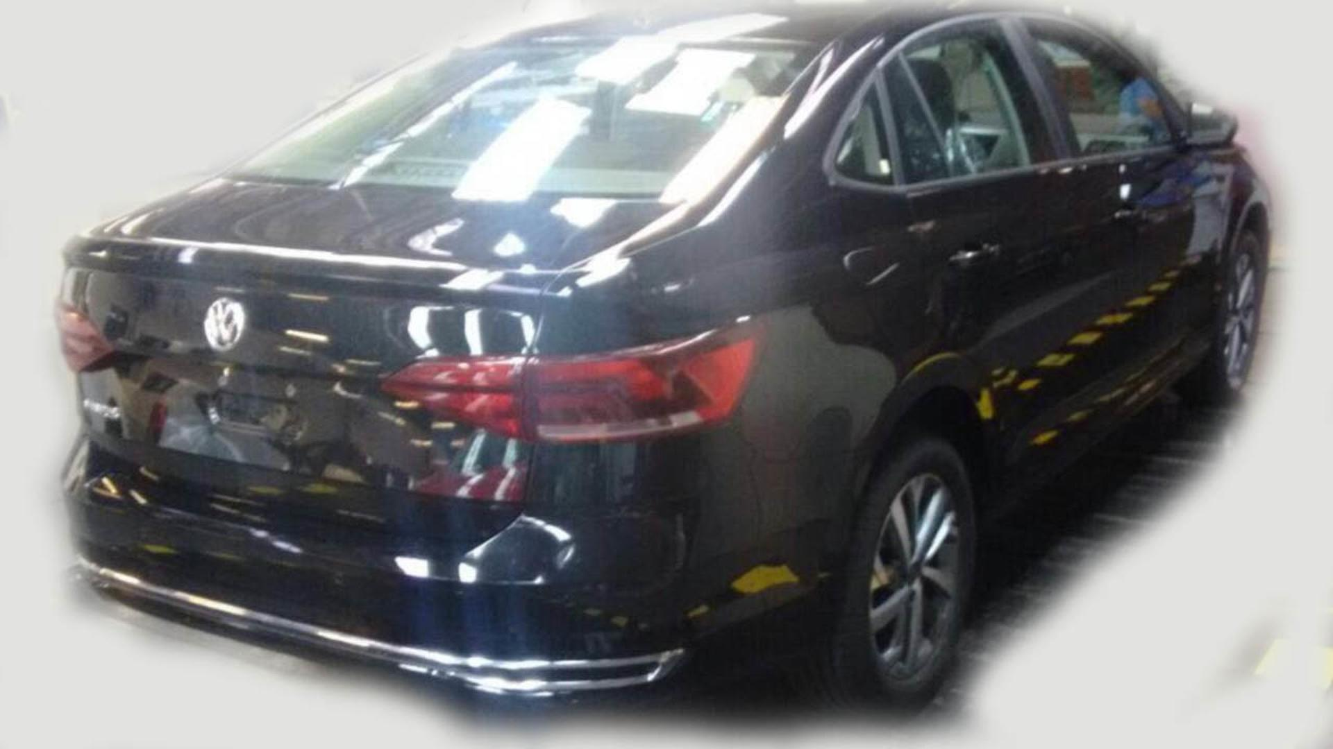 2018 volkswagen sedan.  sedan ahead of its debut later this year the 2018 virtus has been photographed  completely undisguised by motor1 brazil as youu0027d expect from volkswagen  for volkswagen sedan r