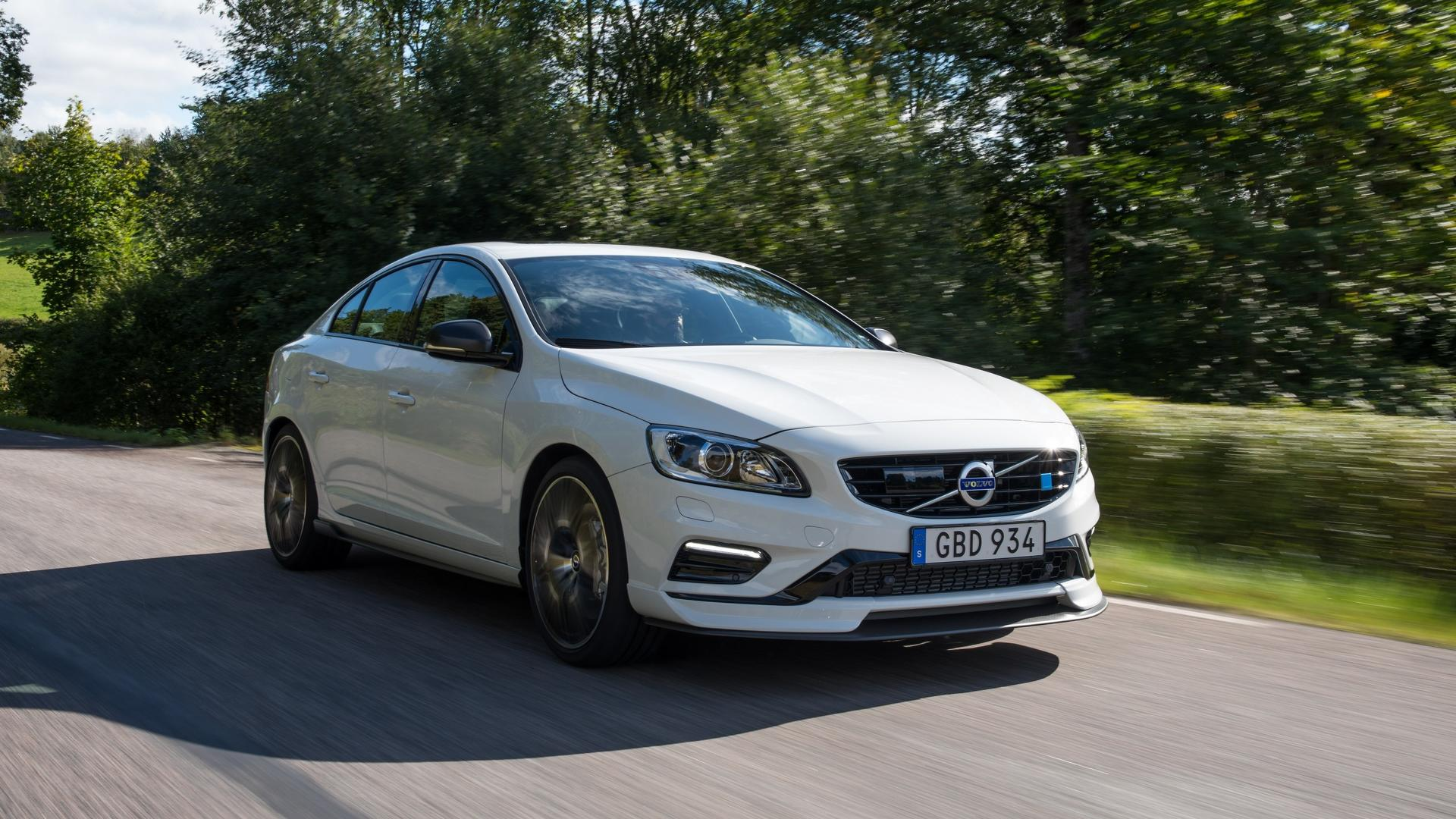 2018 volvo open. plain 2018 2018 volvo s60 polestar with carbon fiber aerodynamic enhancements and volvo open