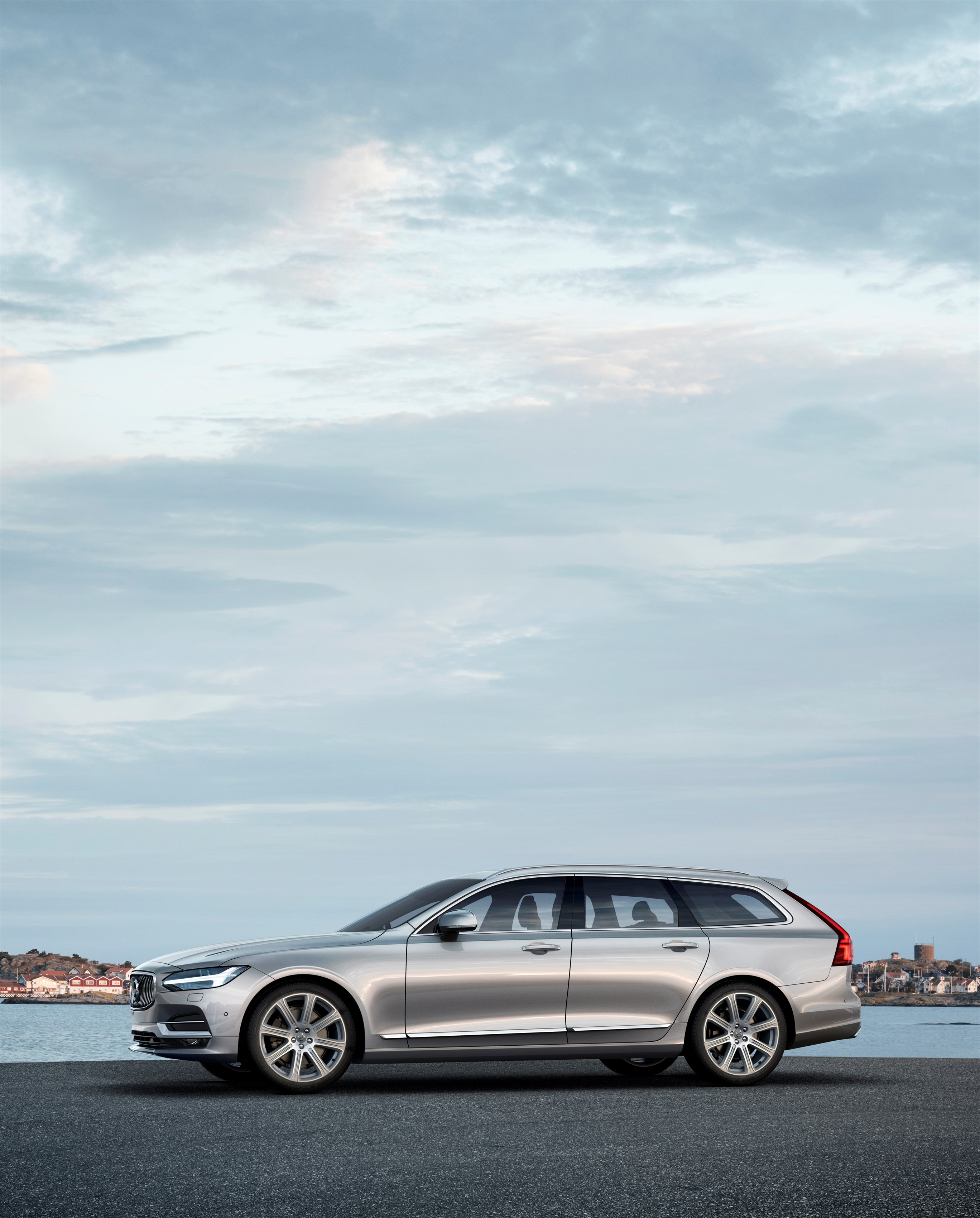 2018 volvo v90 coming to detroit staying for wagon love autoevolution. Black Bedroom Furniture Sets. Home Design Ideas