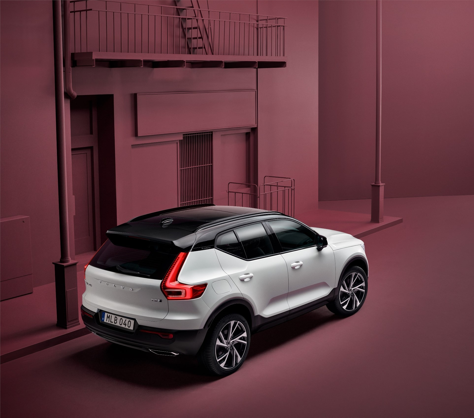 2018 Volvo XC40 T5 AWD Momentum Starting At $35,200