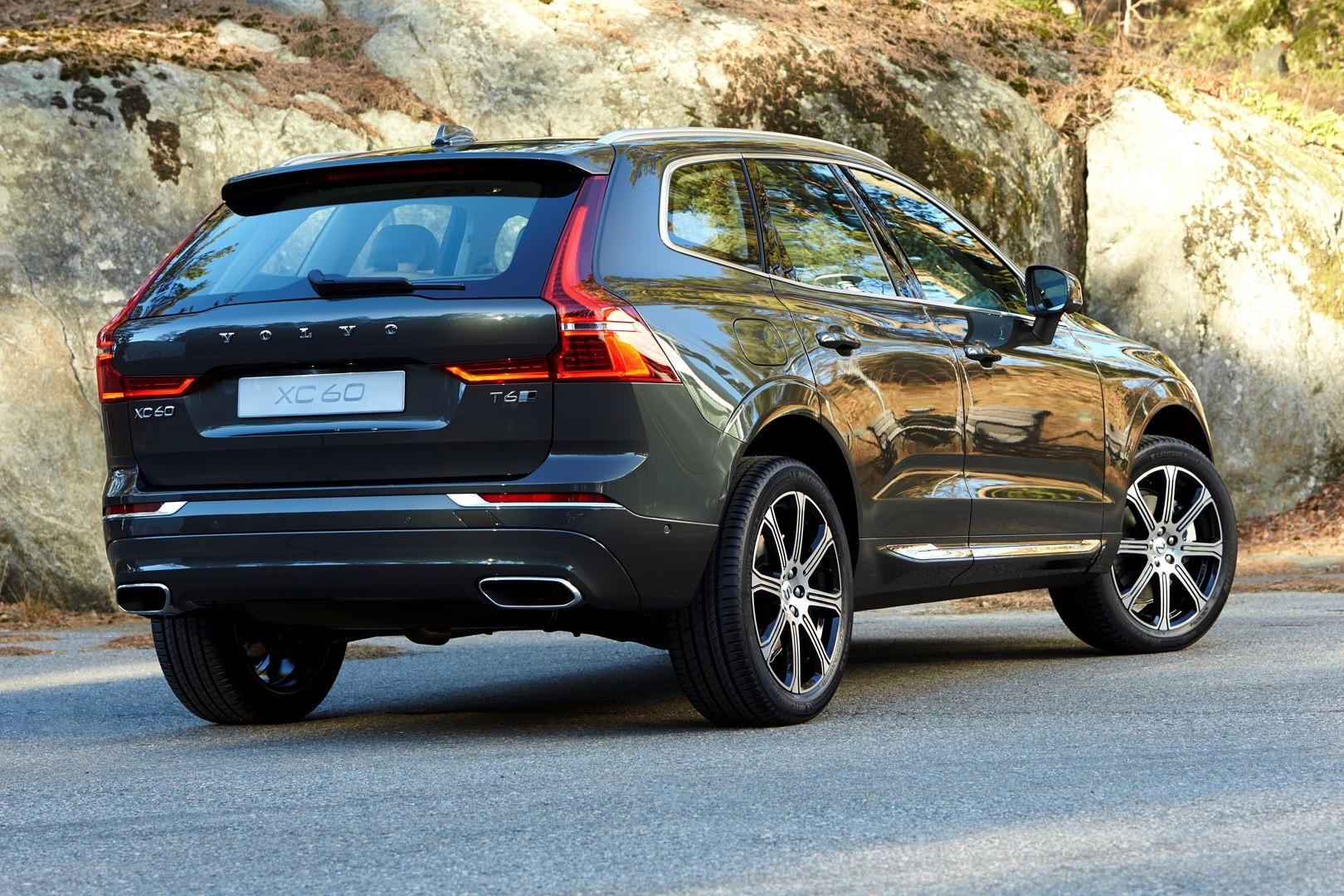 2018 volvo xc60 is the sexiest crossover suv in geneva autoevolution
